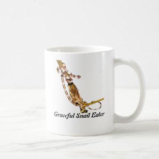 Graceful Snail Eater Coffee Mug