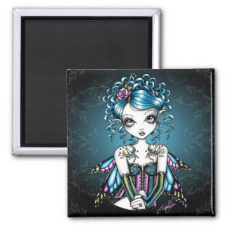 Gracie Gothic Couture Fairy Magnet