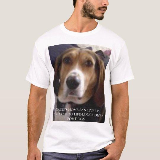 Gracie of Gracie's Home Sanctuary T-Shirt