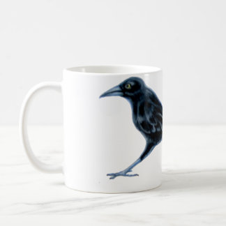 Grackle 1 coffee mug