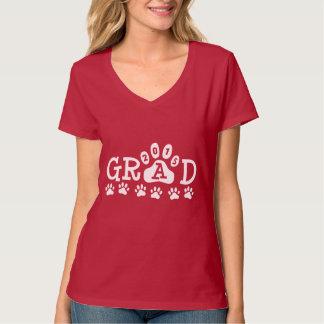 GRAD 2015 PAWS - Graduate T-Shirt
