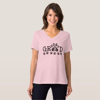 GRAD 2016 PAWS T SHIRTS