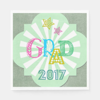 Grad-2017-paper-serviettes-for-party Paper Napkins