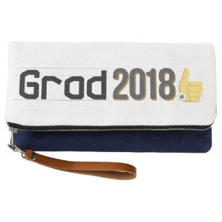 Grad 2018 Thumbs Up Clutch