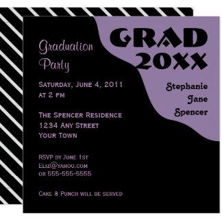 Grad 20xx Party Invitation