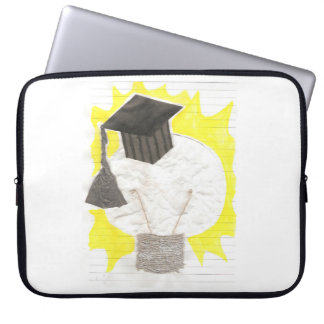 Grad Bulb 15 Inch Laptop Sleeve