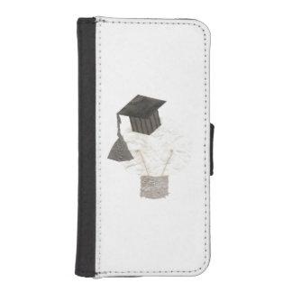 Grad Bulb I-Phone 5/5S Wallet Case