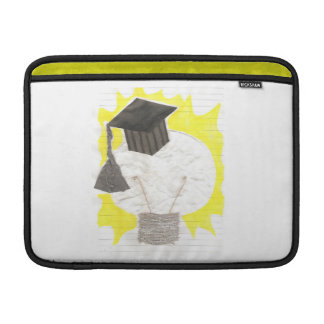 Grad Bulb Macbook Air Sleeve