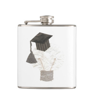 Grad Bulb No Background Flask
