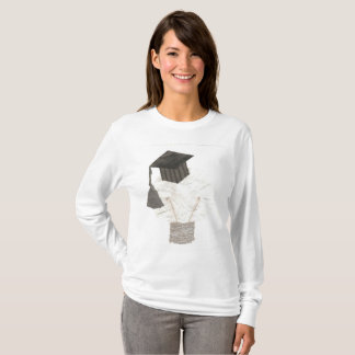 Grad Bulb No Background Women's Jumper T-Shirt
