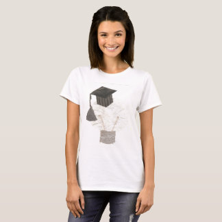 Grad Bulb No Background Women's T-Shirt