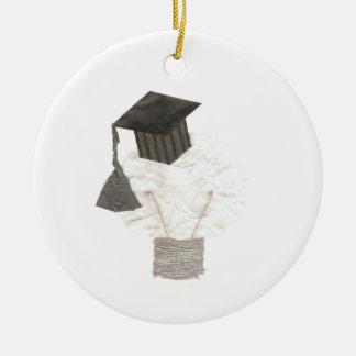 Grad Bulb Ornament