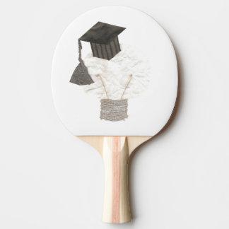 Grad Bulb Ping Pong Bat Ping Pong Paddle