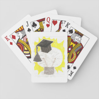 Grad Bulb Playing Cards