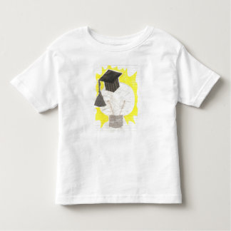Grad Bulb Toddler T-Shirt