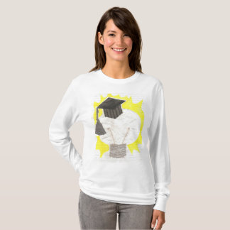 Grad Bulb Women's Jumper T-Shirt