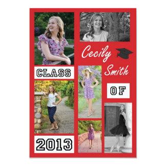 Grad Card 5x7 Cecily