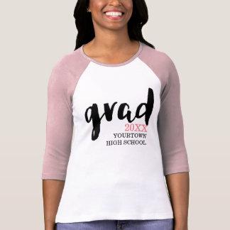 Grad School Spirit Jersey Tshirt