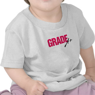 Grade A+ by Drippin Swag Shirt