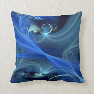 Grade A Cotton Throw Pillow/Abstract Throw Pillow