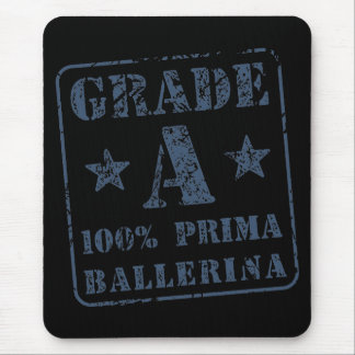 Grade A Prima Ballerina Mouse Pad