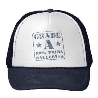 Grade A Prima Ballerina Trucker Hat