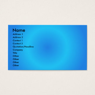 gradient79629510, Name, Address 1, Address 2, C... Business Card