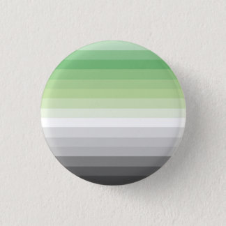Gradient Aro Pride Flag Button