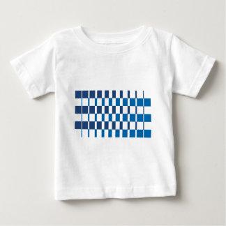 Gradient Blue Baby T-Shirt
