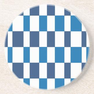 Gradient Blue Coaster
