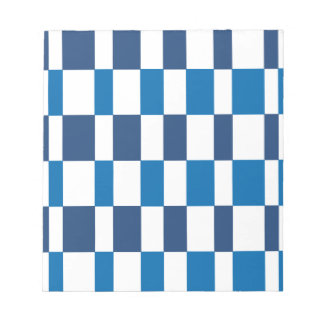 Gradient Blue Notepad