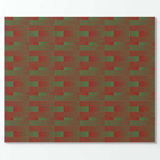 Gradient Brick Wrapping Paper