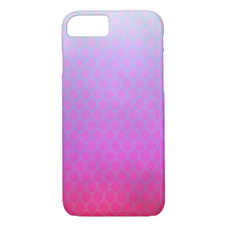 Gradient Cateye Pattern iPhone 7 Case