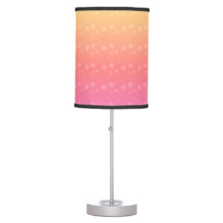 Gradient Crazy Stars Lamp
