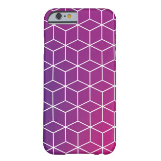 Gradient Cube Pattern on Case