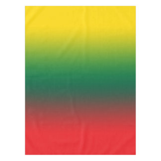Gradient flag of Lithuania colors Tablecloth