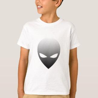 GRADIENT GREY ALIEN T-Shirt