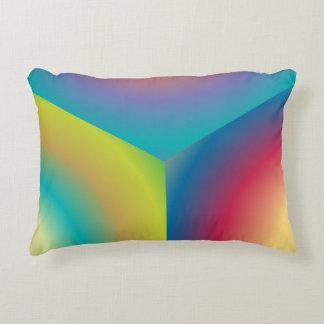Gradient Hex Color Pillow