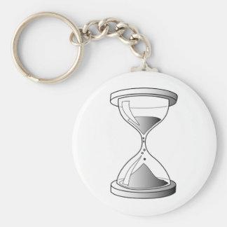 Gradient Hourglass Keychain