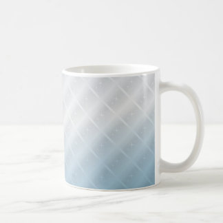 Gradient Lines & Stars: Vector Art: Coffee Mug