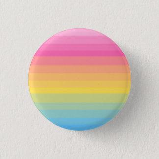 Gradient Pan Pride Flag Button