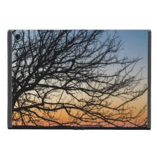 Gradient Sky in Winter Cover For iPad Mini