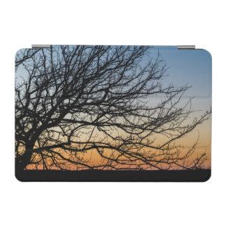 Gradient Sky in Winter iPad Mini Cover