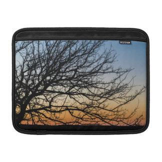Gradient Sky in Winter Sleeve For MacBook Air
