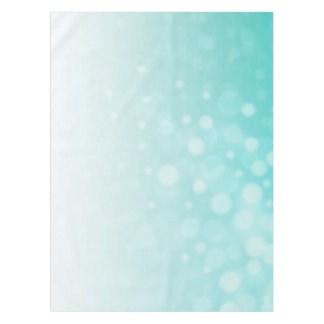 Gradient Teal Wedding Table Cloths