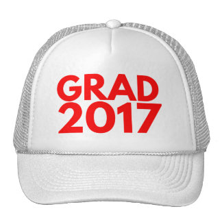 graduate 2017 Hat