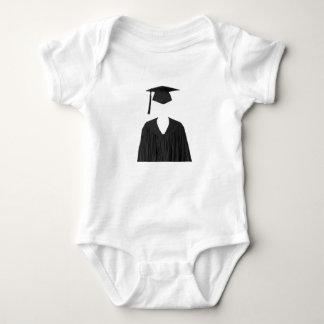 Graduate Class of Cap and Gown jGibney Template1 Tee Shirt