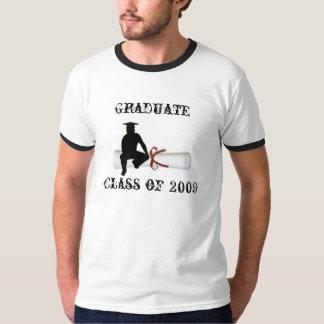 Graduate Diploma Male T-Shirt