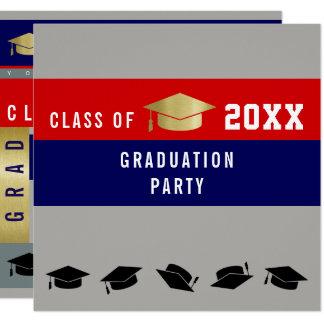 graduate / graduation party stylish card