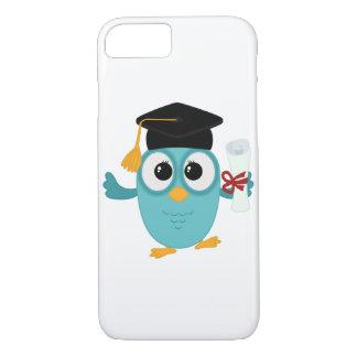 Graduate owl cute iphone cases